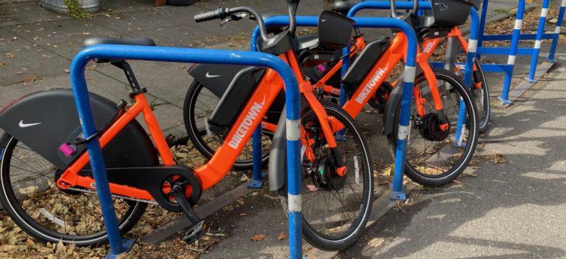 Biketown bikes - Unsplash