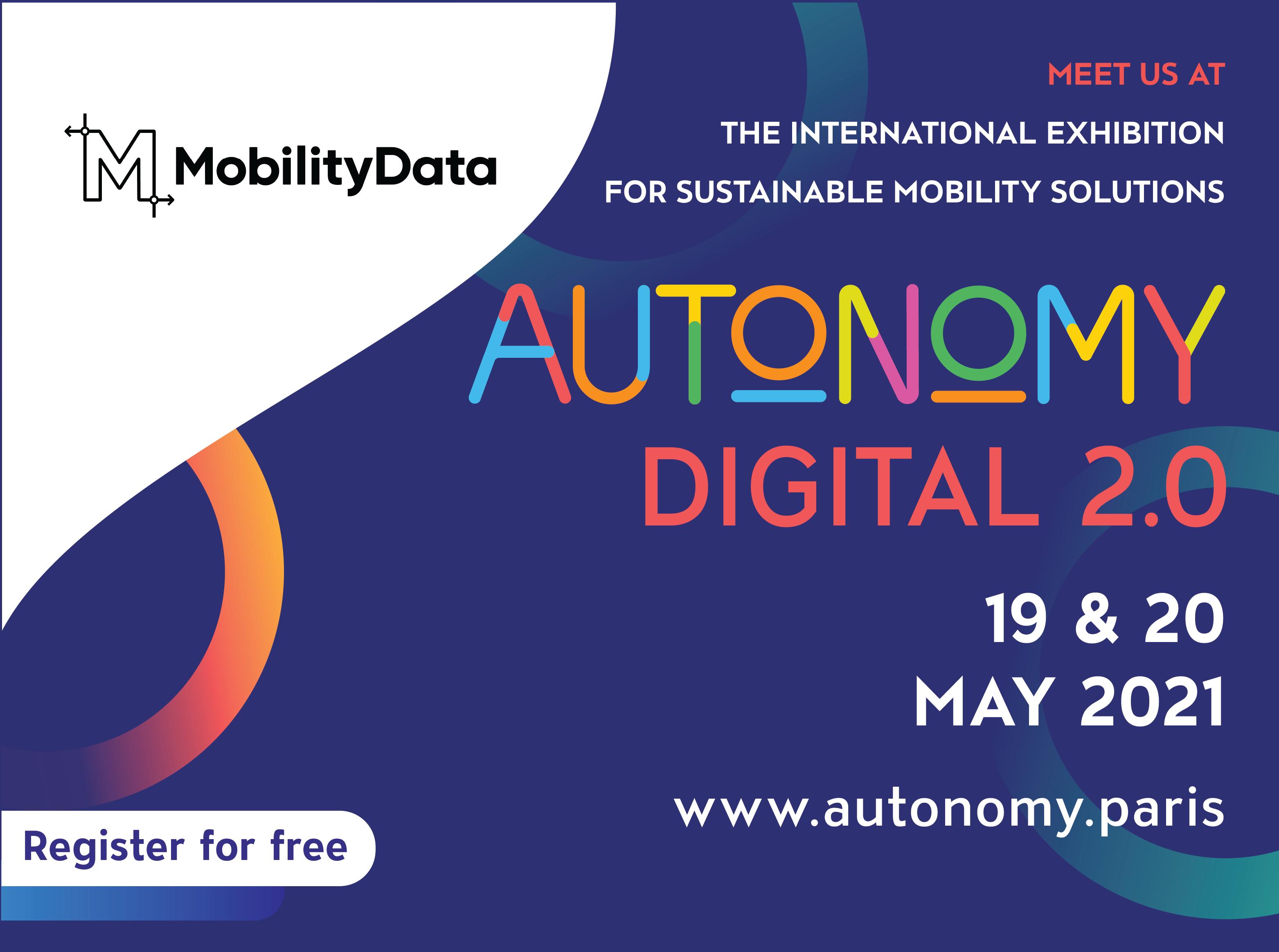 Autonomy Digital & MobilityData