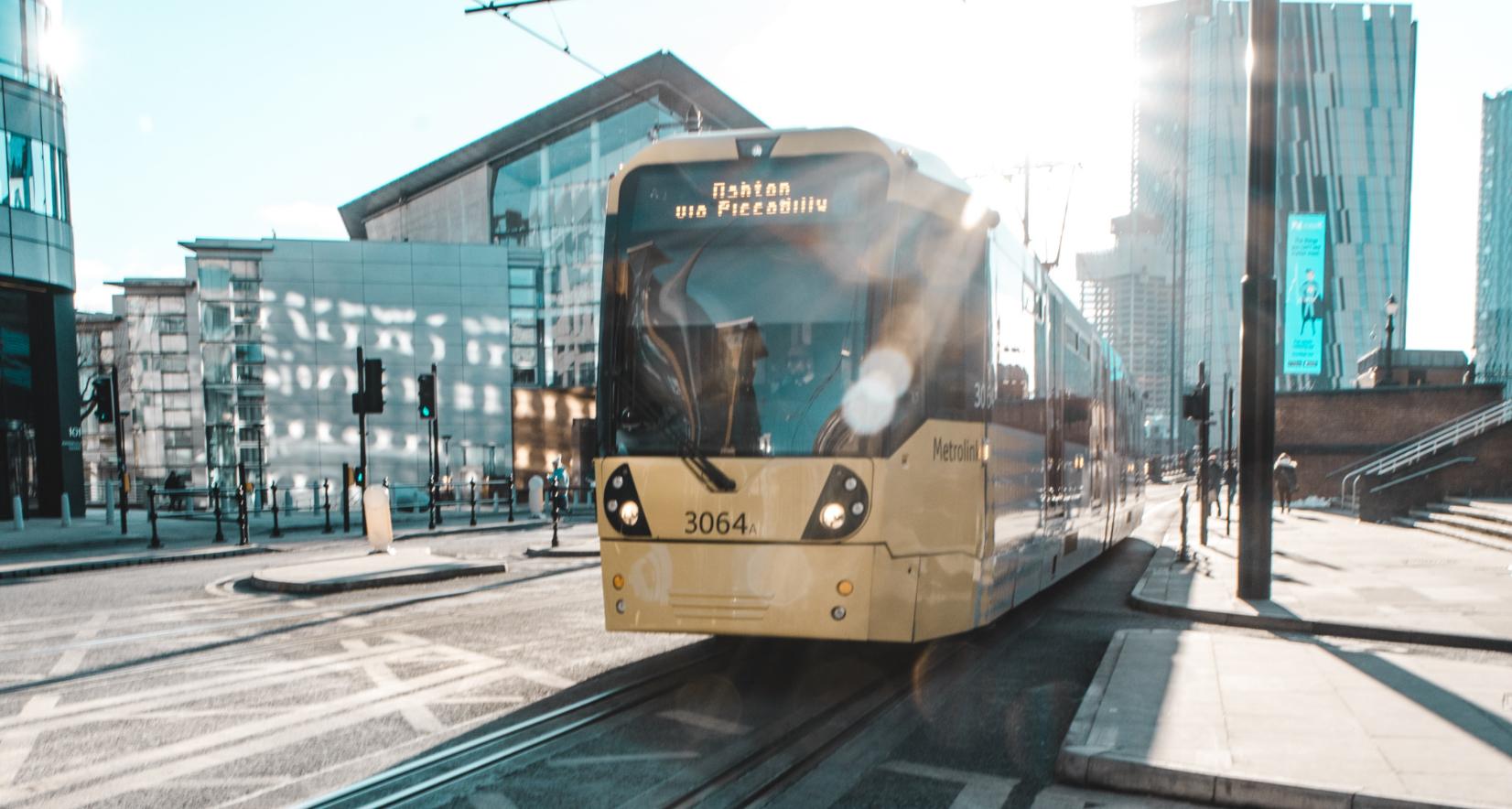 Tram - Unsplash